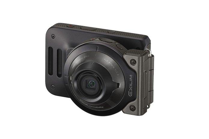 Casio Unveils New Exilim Ultra Low-Light Camera