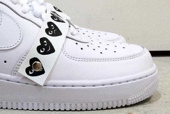 Could There Possibly Be a COMME des GARÇONS Nike Air Force 1 Collaboration?