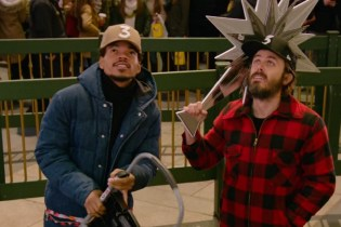 Chance the Rapper & Casey Affleck Star in Christmas-Themed 'Saturday Night Live' Promo