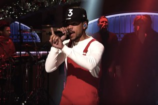 "Watch Chance the Rapper Perform ""Finish Line"" on 'SNL'"