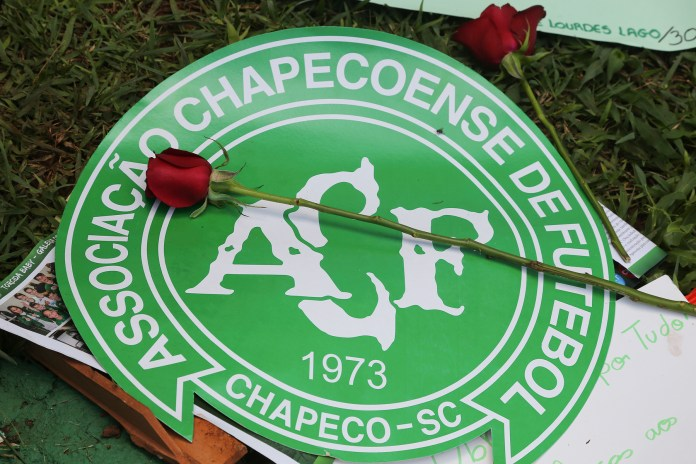 Chapecoense Awarded 2016 Copa Sudamericana Championship Following Tragic Plane Crash