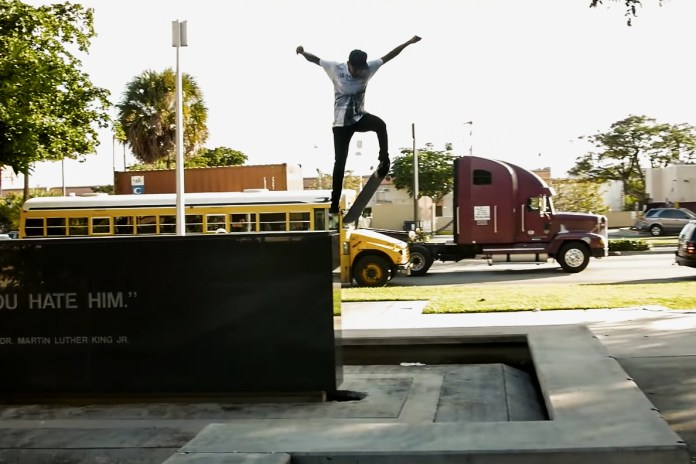 Chaz Ortiz Returns to the Scene With a Gnarly New Zoo York Part