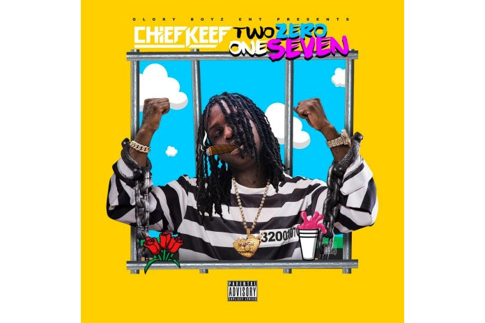 Chief Keef Will Release His New 'Two Zero One Seven' Project on New Year's Day