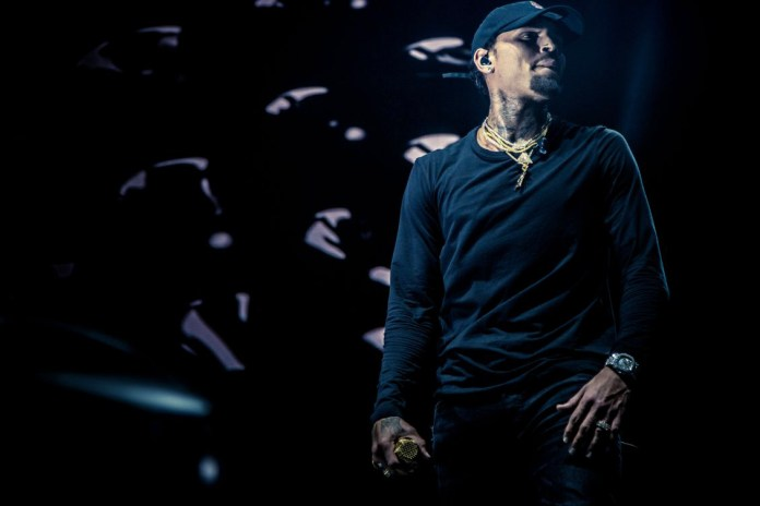 "Listen to Chris Brown's New Track ""Dat Night"" Featuring Young Thug & Trey Songz"