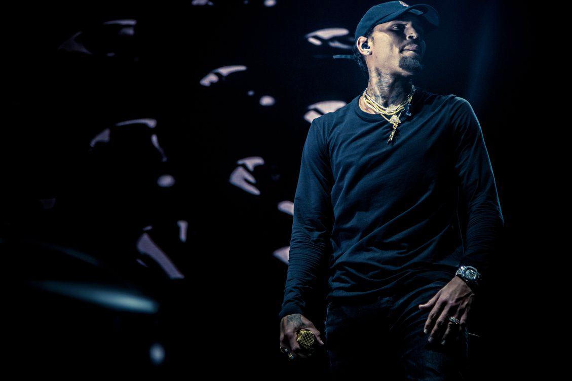 "Chris Brown ""Dat Night"" Featuring Young Thug & Trey Songz Music Audio"