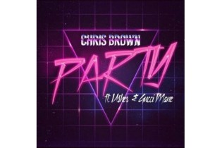 "Listen to Chris Brown & Usher's New Single, ""Party"" Featuring Gucci Mane"