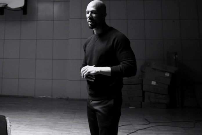"Common Tackles Slavery & Prisons in New ""Letter to the Free"" Video"