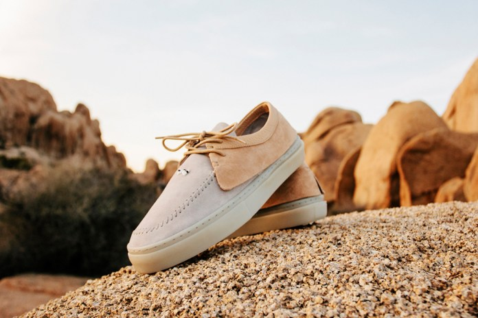 "Commonwealth and Clear Weather Collaborate on ""Smoke Signals"" Sneaker"