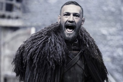 Conor McGregor Confirms His Role for 'Game of Thrones'