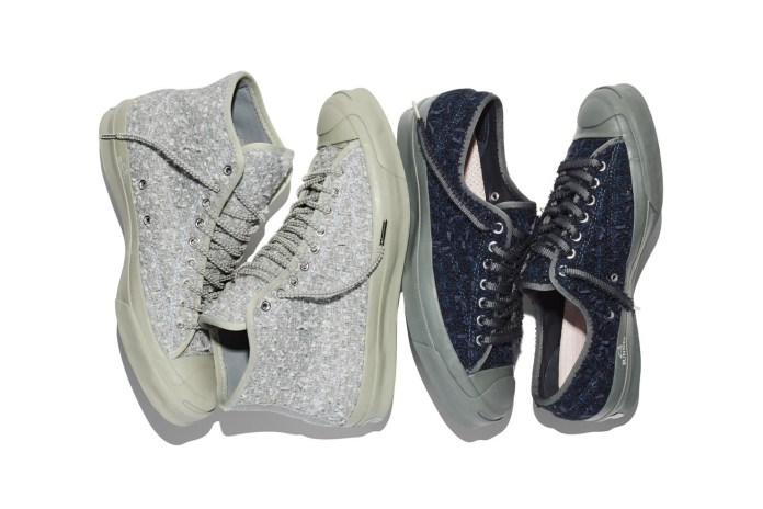 Converse Further Enlists BUNNEY to Upgrade the Jack Purcell This Winter