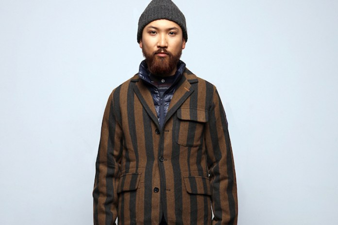 CREEP by Hiroshi Awai Unveils Its 2016 Fall/Winter Lookbook