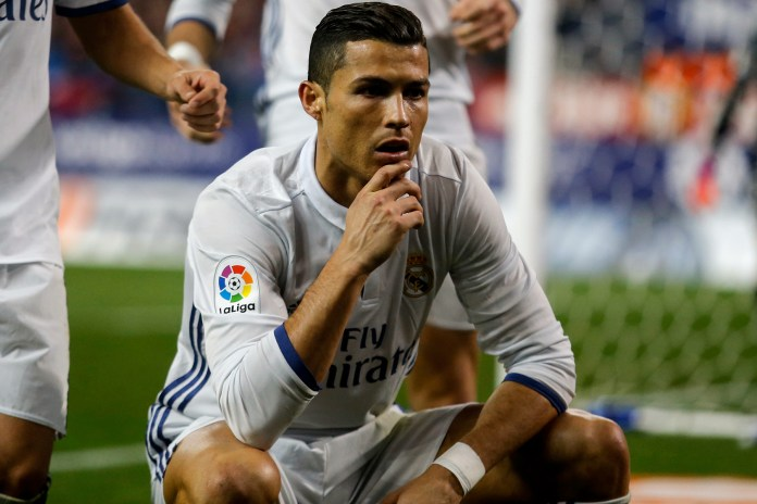 Chinese Club Offers up $400 Million USD for Cristiano Ronaldo