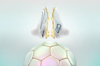 Nike Celebrates Cristiano Ronaldo's 2016 Achievements With a Commemorative Mercurial Superfly CR7