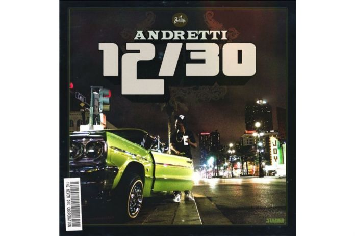 Stream Curren$y's New 'Andretti 12/30' Mixtape