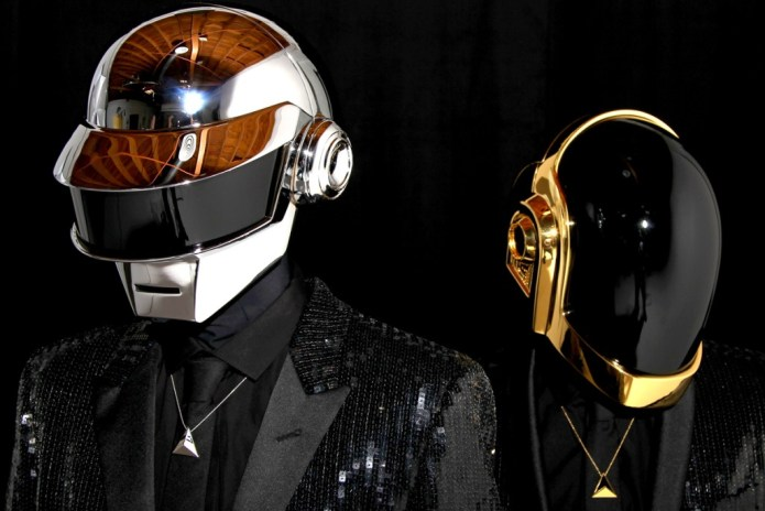 Daft Punk Have Earned Their Very First No. 1 Hit