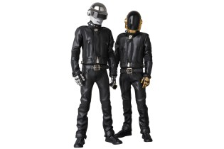 Medicom Recreates the Daft Punk Duo's Costumes From 'Human After All'