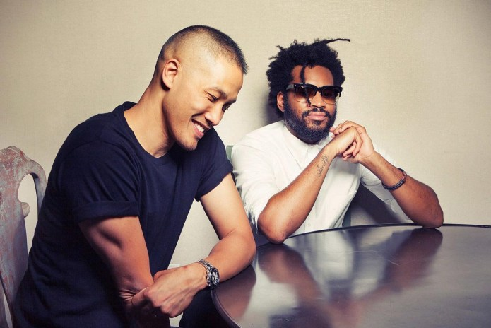 PSNY's Dao-Yi Chow and Maxwell Osbourne Discuss Life Post-DKNY and 2017 Goals