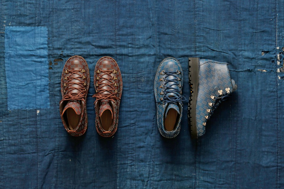 Danner Fdmtl Exclusive Lifestyle Capsule Collection
