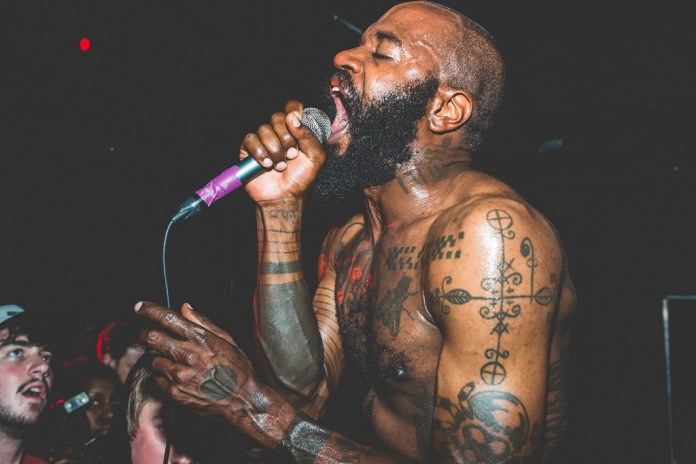 Death Grips's MC Ride Announces First Solo Art Exhibition
