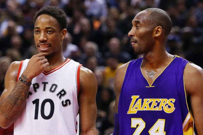 DeMar DeRozan Opens up About His Top 100 Ranking and Wanting to Be Like Kobe