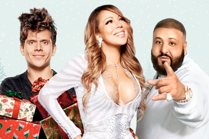 "DJ Khaled Will Star Alongside Mariah Carey in Holiday-Themed Musical ""The Keys of Christmas"""