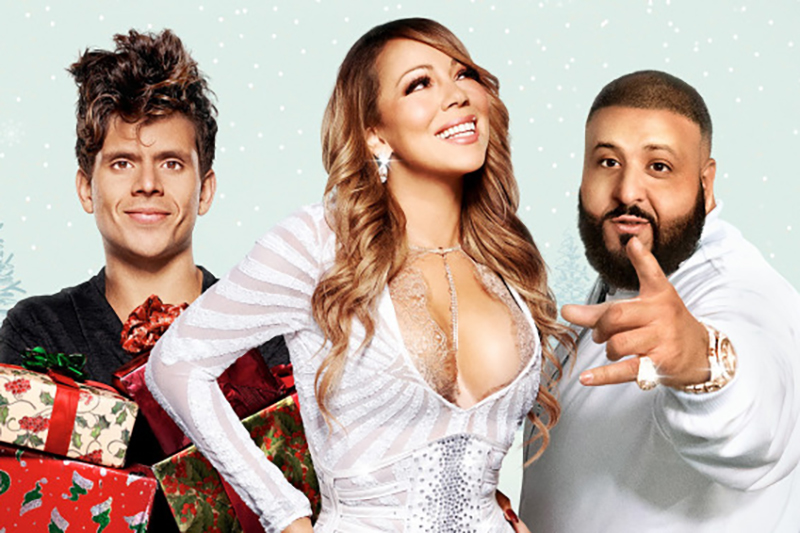 DJ Khaled Will Star Alongside Mariah Carey in Holiday-Themed Musical