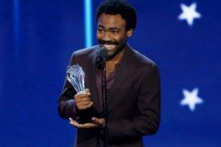 Watch Donald Glover's Critics' Choice Awards Acceptance Speech