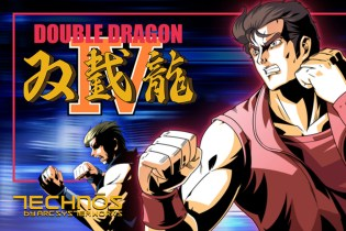 Timeless Beat-Em-Up Game 'Double Dragon' Is Getting a Long-Overdue Sequel
