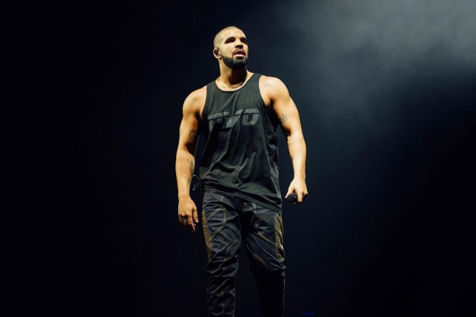 Drake Had Over 4.7 Billion Streams on Spotify in 2016