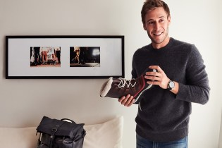 Coveteur Co-founder Jake Rosenberg Teaches You How to Pack for Your Holiday Getaway