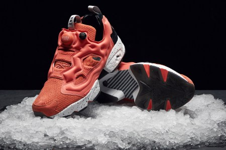 "END. and Reebok Wrap the Instapump Fury OG In ""Pink Salmon"""