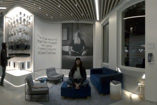 Flatbush Zombies Producer, Erick the Architect Takes Us Through the Lower Manhattan SONOS Flagship Store and Listening Space