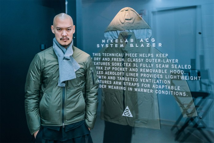 Errolson Hugh Dissects the Emotional and Technical Aspects of NikeLab ACG