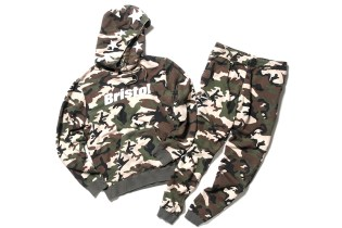 SOPHNET.'s F.C.R.B. Releases a Camo-Heavy New Collection