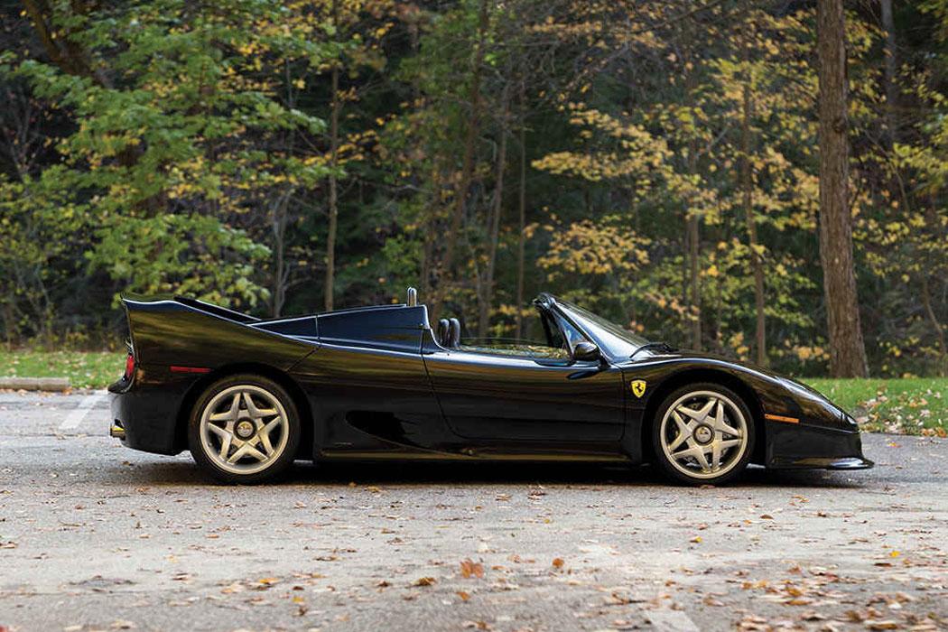 Ferarri Nero F50 Is up for Sale