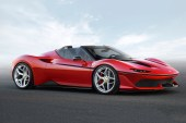Ferrari Gives 488 Spider a Makeover for 50th Anniversary in Japan