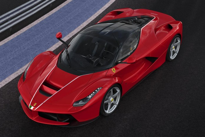 Ferrari Just Sold Its 500th LaFerrari for Millions, All Proceeds to Charity
