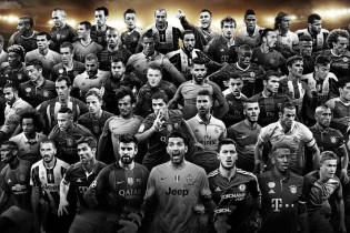FIFA Reveals FIFPro World11 2016 Player Nominations