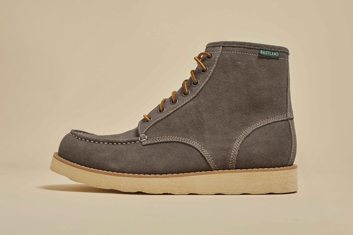 Five Four Links up With Eastland to Design a Collaborative Work Boot