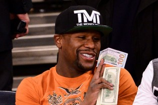 Mayweather Is Handing out $10K for the Best Caption on This McGregor Video