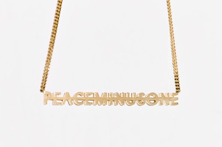 G-Dragon's PEACEMINUSONE Unveils New Accessories at Dover Street Market London