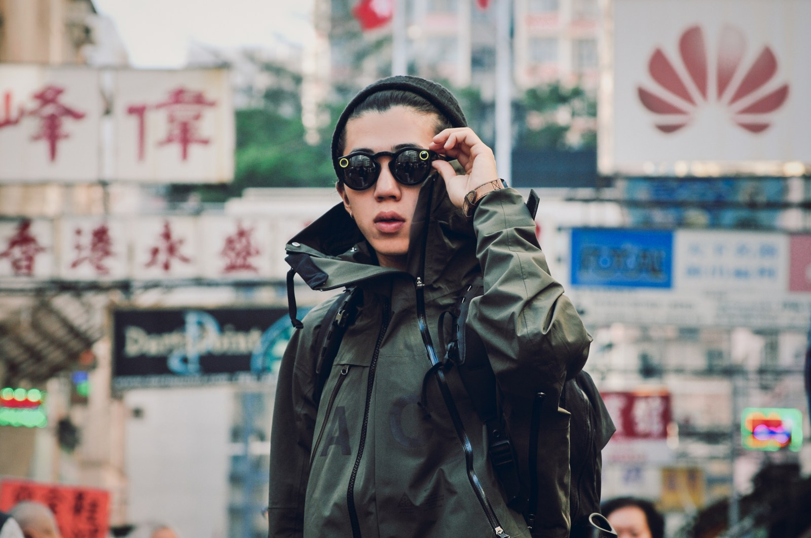 HYPEBEAST Explores Hong Kong Snapchat Spectacles Ghost in the Shell NikeLab ACG Stone Island
