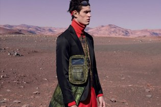 Givenchy Goes to Mars for Its 2017 Spring/Summer Campaign