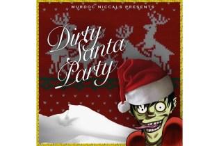 Gorillaz Bassist Murdoc Shares Christmas Playlist