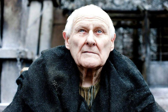 'Game of Thrones' Actor Peter Vaughan, aka Maester Aemon, Passes at the Age of 93