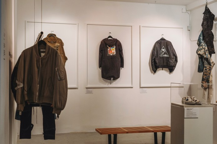 Take a Look at the Grailed on Fairfax Installation