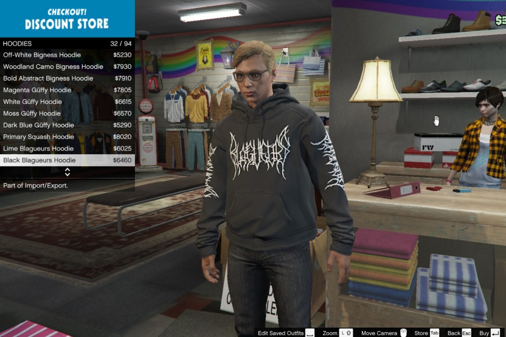 Grand Theft Auto V Import Export Update Features