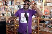 Watch Gucci Mane Perform Live on NPR's Tiny Desk Series
