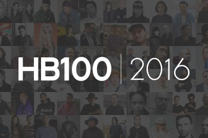 HYPEBEAST 100 2016