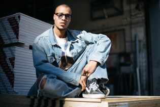 Heron Preston Subtly Announces His First Collection Presentation to Be Held in Paris